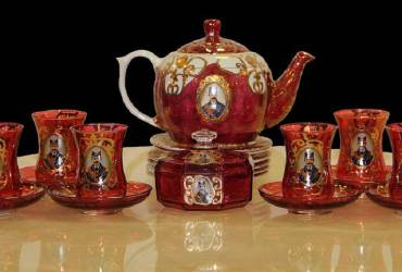 The evolution of Iranian taste from coffee to tea in the Qajar period