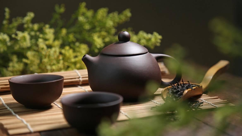 انواع چای در چین
