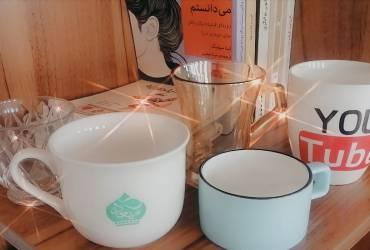 انواع ماگ و فنجان بر اساس متریال
